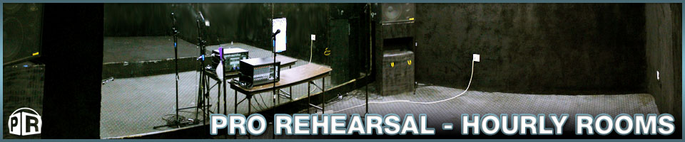 Hourly Studio Rentals and Rehearsal Rooms by Pro Rehearsal Dallas Deep Ellum, Texas